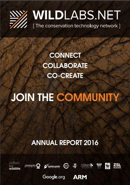 WILDLABS Annual Report 2016